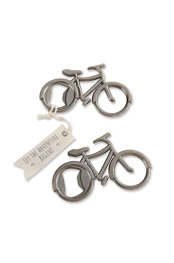 Let's Go On an Adventure Bicycle Bottle Opener - Perfect for the couple who loves to travel,