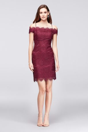 All Cocktail Party Dresses On Sale Davids Bridal