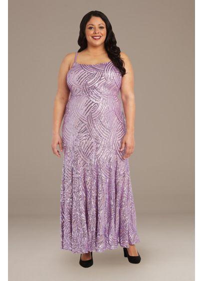 Long Mermaid / Trumpet Spaghetti Strap Prom Dress - RM Richards
