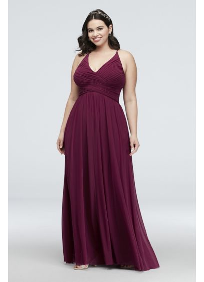 Long A-Line Wedding Dress - Haute Nites