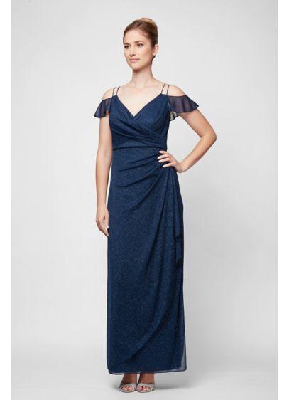 Long Sheath Spaghetti Strap Formal Dresses Dress - Alex Evenings