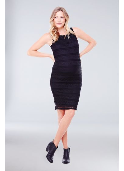 Short Sheath Tank Cocktail and Party Dress - Ingrid and Isabel