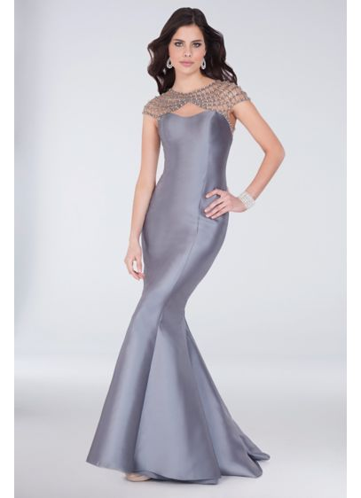 Long Sheath Not Applicable Guest of Wedding Dress - Terani Couture