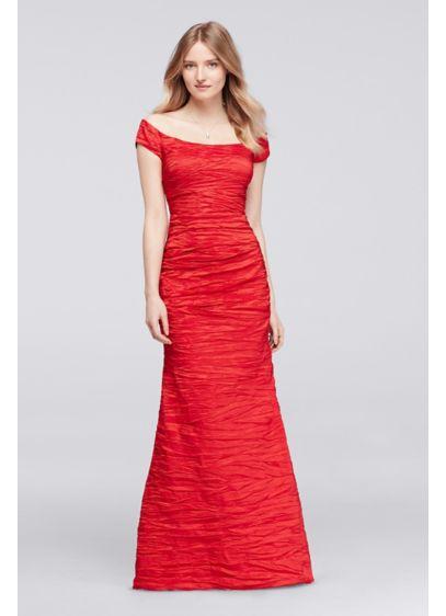 Long Mermaid/Trumpet Wedding Dress -