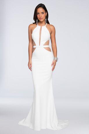 Sheath Dress - Terani Couture