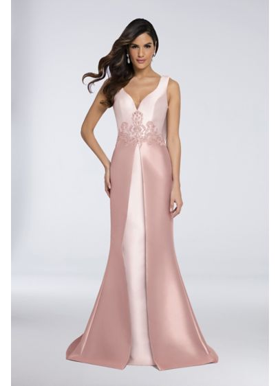 Long Ballgown Tank Formal Dresses Dress - Terani Couture