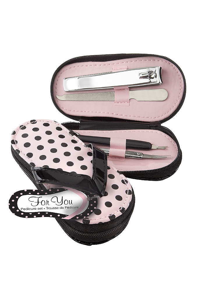 Flip Flop Pedicure Set - Guests won't stop raving about this cute favor.
