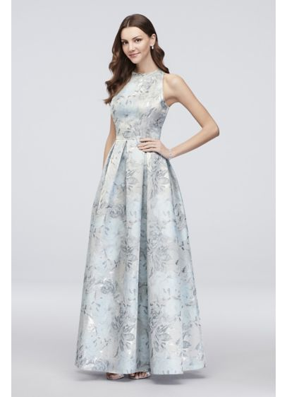 Long Ballgown Tank Formal Dresses Dress Alex Evenings