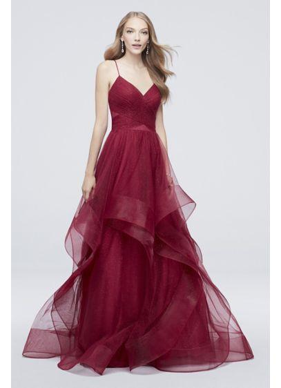 Long Ballgown Wedding Dress - Glamour by Terani
