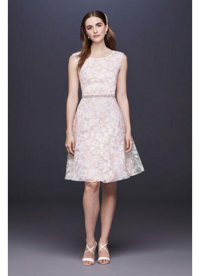 Short A Line Casual Wedding Dress Db Studio