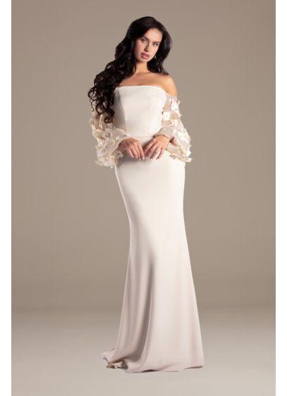 Long 0 Long Sleeves Formal Dresses Dress - Terani Couture