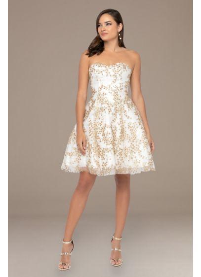 Bridal Shower Dress -