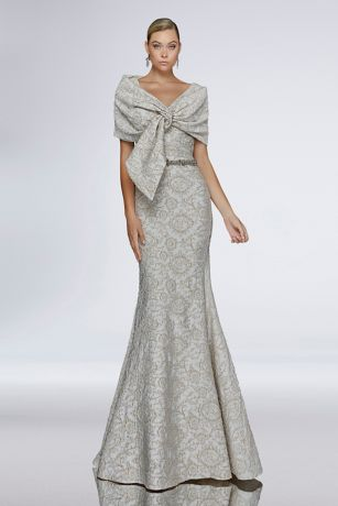 Long Tank Dress - Terani Couture