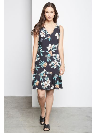 Short Sheath Tank Cocktail and Party Dress -
