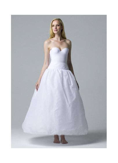 Very Full Bridal Ball Gown Slip - Wedding Accessories