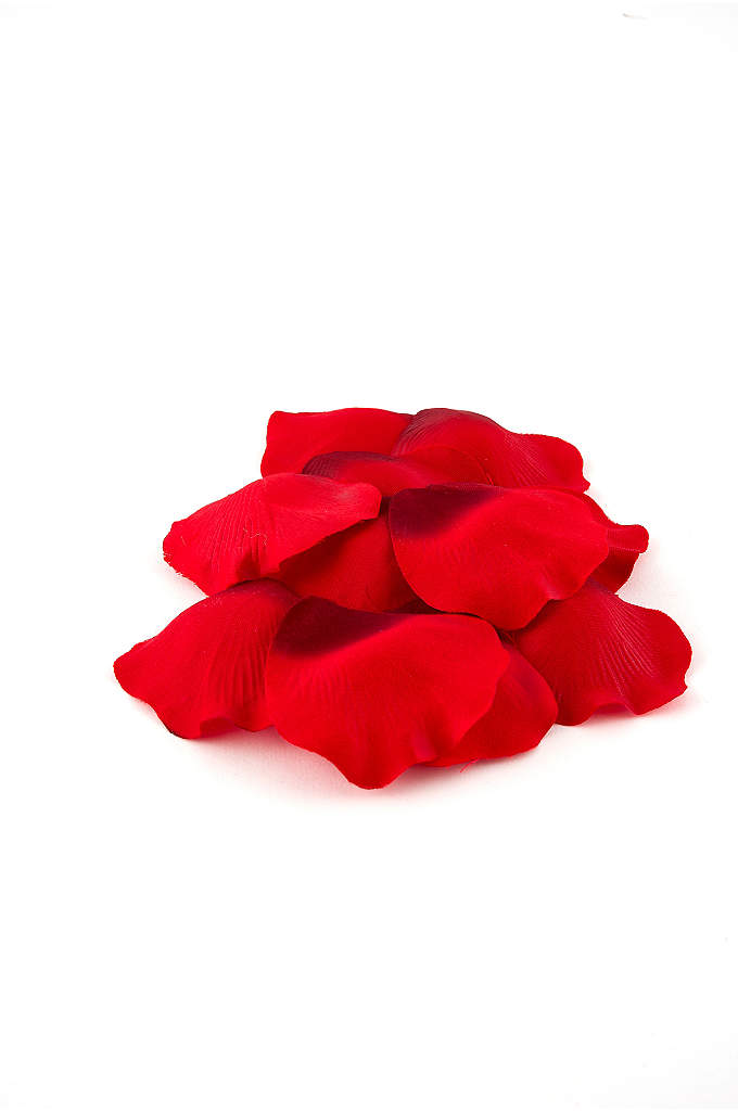 Silk Rose Petals - The Silk Rose Petals come in a variety