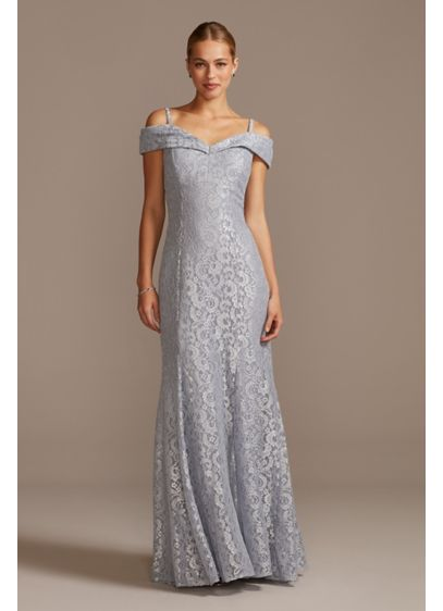 Long Mermaid / Trumpet Wedding Dress - RM Richards