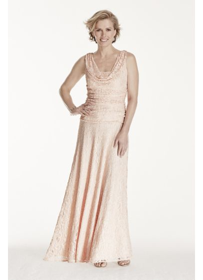 Long Sheath One Shoulder Mother and Special Guest Dress - Nightway
