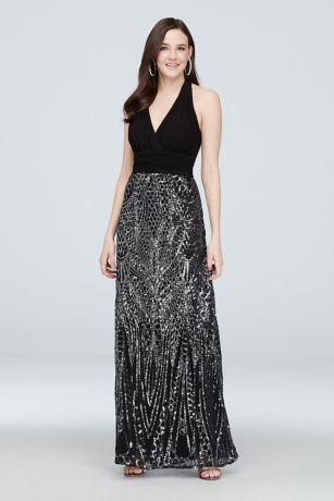 Long Sheath Tank Dress - Morgan and Co