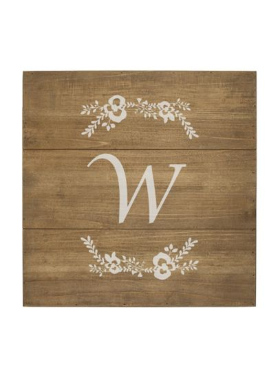 Personalized Rustic Wood Sign - Wedding Gifts & Decorations