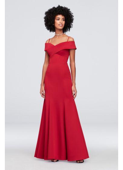 Long Mermaid/ Trumpet Wedding Dress - Morgan and Co