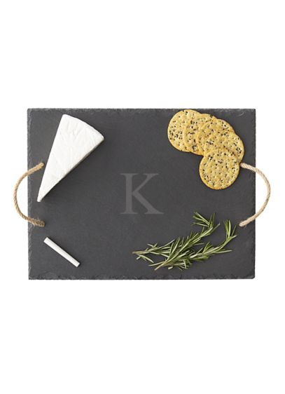 Personalized Slate Serving Board - The vintage Slate Serving Board makes for a