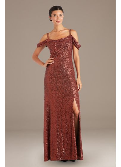Long Fit and Flare Strapless Formal Dresses Dress - RM Richards