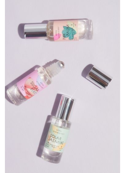 Good Chemistry Good and Grounded Mini Perfumes - Good Chemistry fuses know-how and nature, using premium