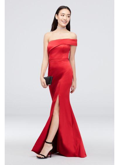 Long Mermaid/Trumpet Wedding Dress - Xscape