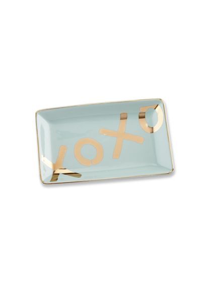 XOXO Trinket Dish - Wedding Gifts & Decorations