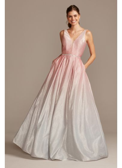 Long Ballgown Tank Formal Dresses Dress - Night Studio