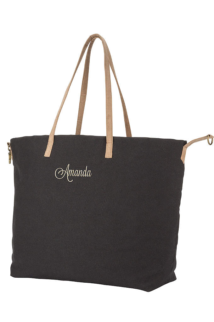 Personalized Overnight Tote - This must-have Overnight Tote is roomy and comes