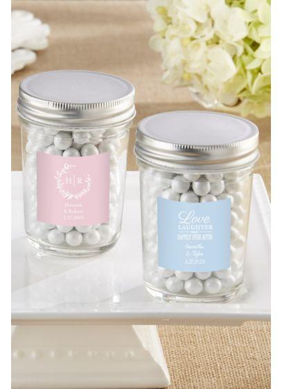 Personalized Mason Jars - Add a personal touch to these mason jars