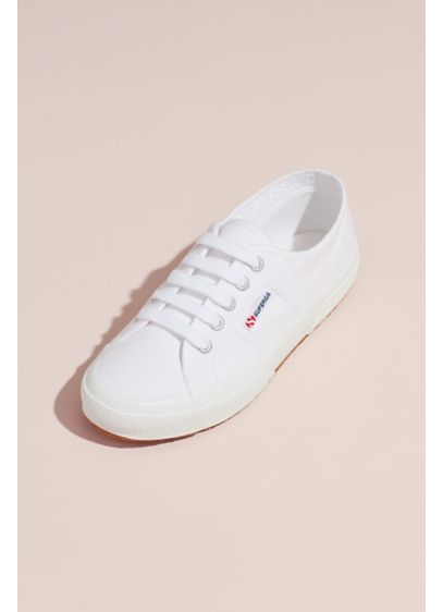 Superga Cotu 2750 Canvas Sneakers - Nothing beats a fresh pair of white sneaks!