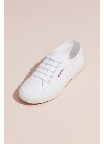 Superga White (Superga Cotu 2750 Canvas Sneakers)
