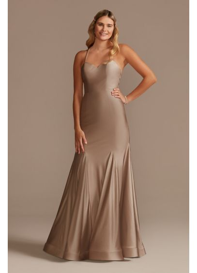 Long Mermaid / Trumpet Wedding Dress - Blondie Nites
