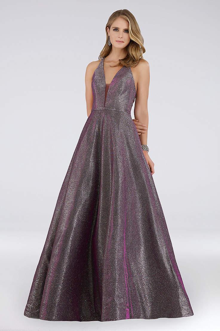 6ab8c278665a Purple Prom Dresses: Short & Long Lengths | David's Bridal