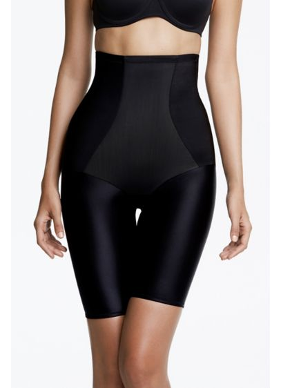 Dominique Black (Dominique Kate Hi-Waist Thigh Slimmer)