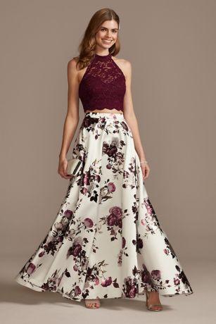 Long Ballgown Wedding Dress - City Triangles