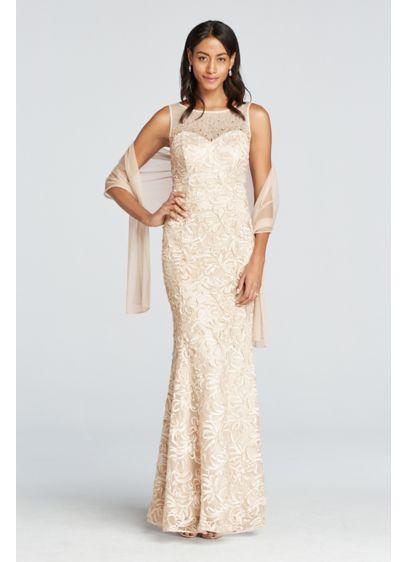 Long Mermaid / Trumpet Tank Formal Dresses Dress -