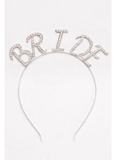 Rhinestone Bride Headband - Wedding Gifts & Decorations