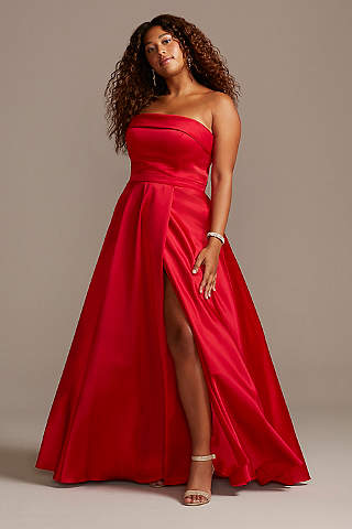 Red Prom Dresses Long Short Gowns David S Bridal