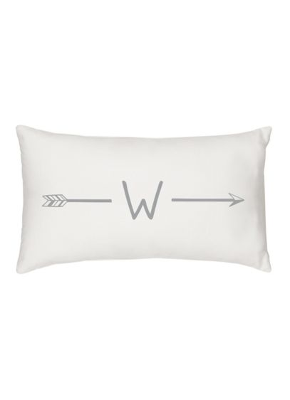 Personalized Lumbar Pillow - Wedding Gifts & Decorations