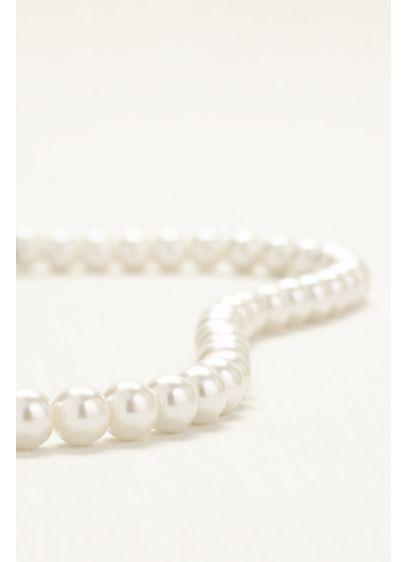 Classic Pearl Stretch Headband - Wedding Accessories