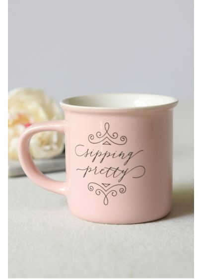 Pink (Sipping Pretty Coffee Mug)