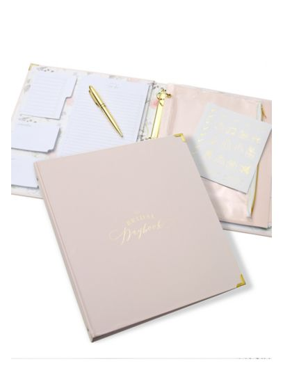 (Customizable Bridal Planner and Stickers)