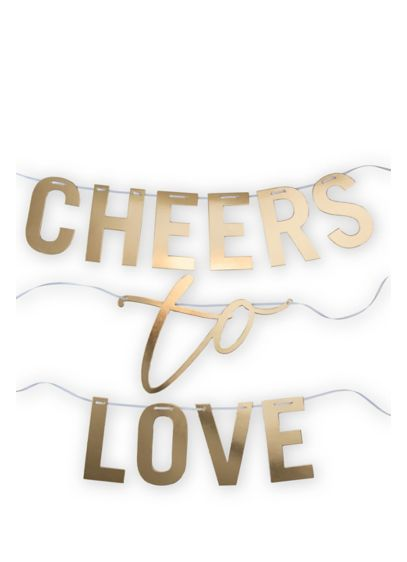 (Cheers To Love Banner)