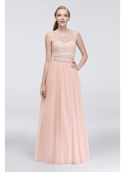 Long Ballgown Tank Formal Dresses Dress - My Michelle