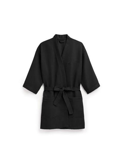 Personalized Waffle Kimono Robe - Wedding Gifts & Decorations