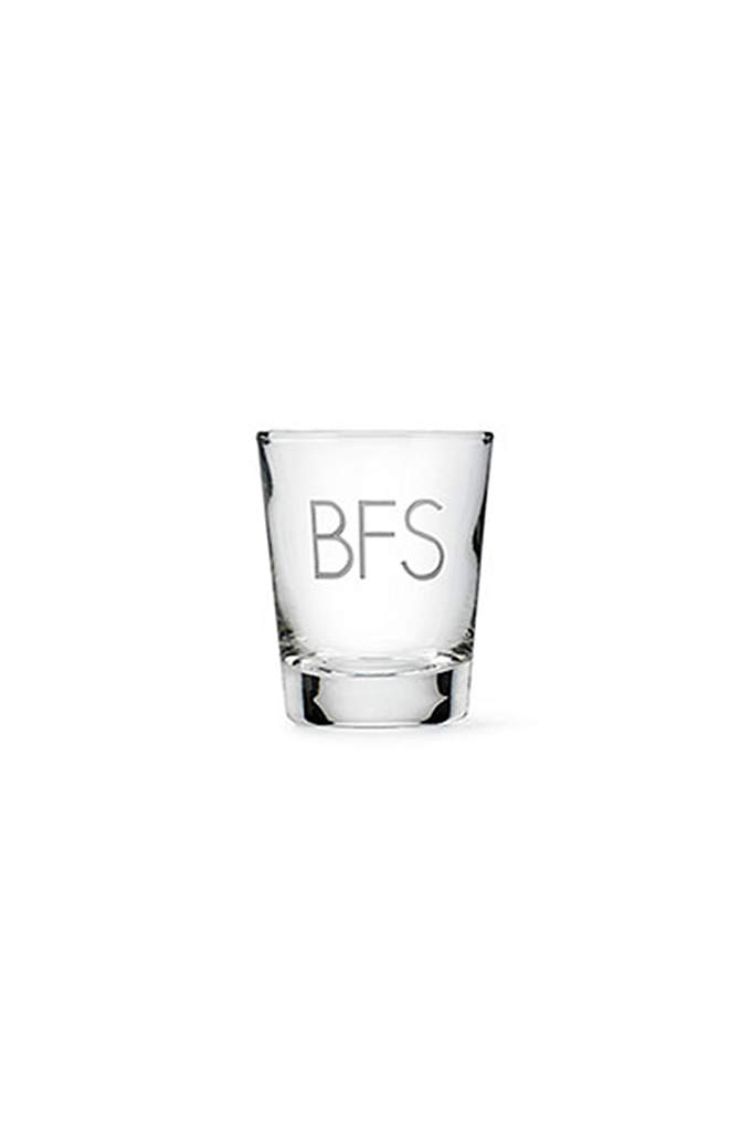 Personalized Traditional Shot Glass - Each Personalized Traditional Shot Glass shot glass can